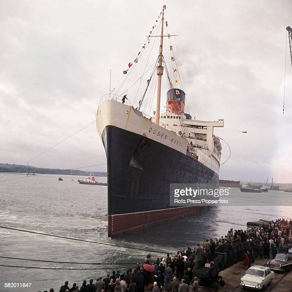 RMS Queen Mary Leaves Southampton On Final Voyage Pictures ...