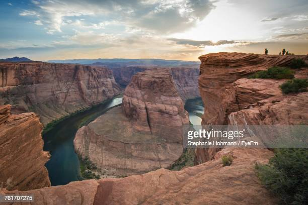 view of rock formations - grand canyon stock pictures, royalty-free photos & images