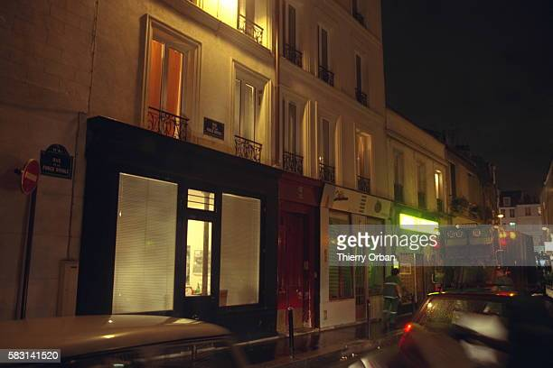 View Of Rue De La Forgeroyale In The 11th District Of Paris Where Estelle Magd A