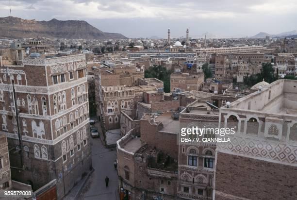 View of Sana'a , Yemen.
