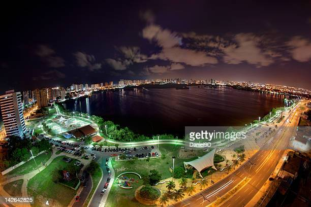 view of sao luis (maranhao) - maranhao state stock pictures, royalty-free photos & images