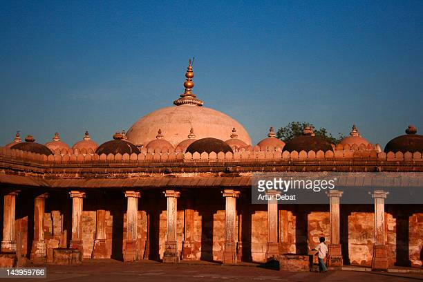 view of sarkhej roza - ahmedabad stock pictures, royalty-free photos & images