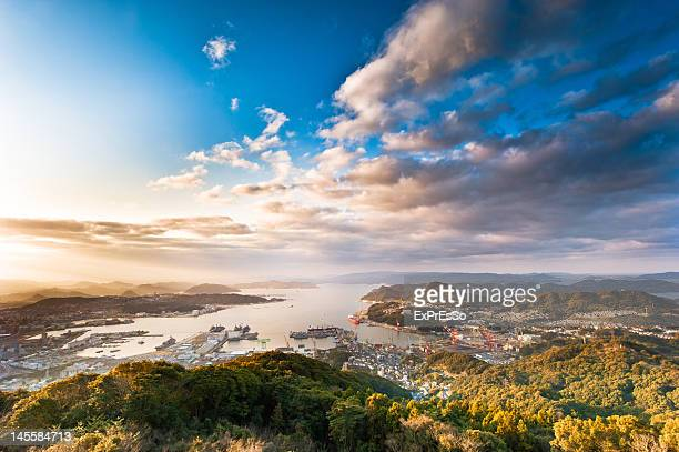 View of Sasebo