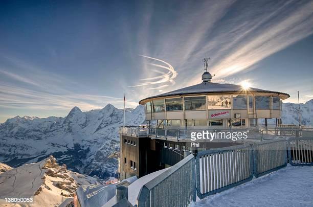 View of Schilthorn, Switzerland