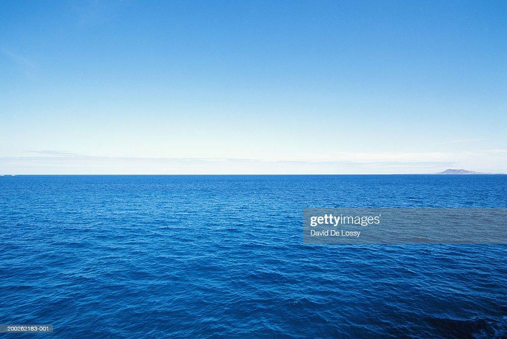 View of sea : Stock Photo