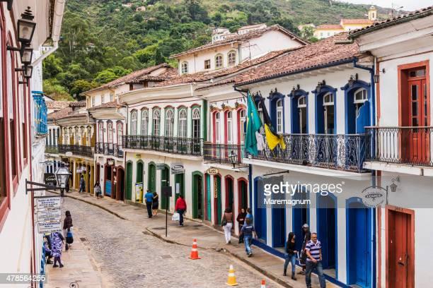 View of São José street