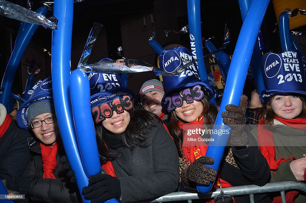 New Year's Eve 2013 In Times Square : News Photo