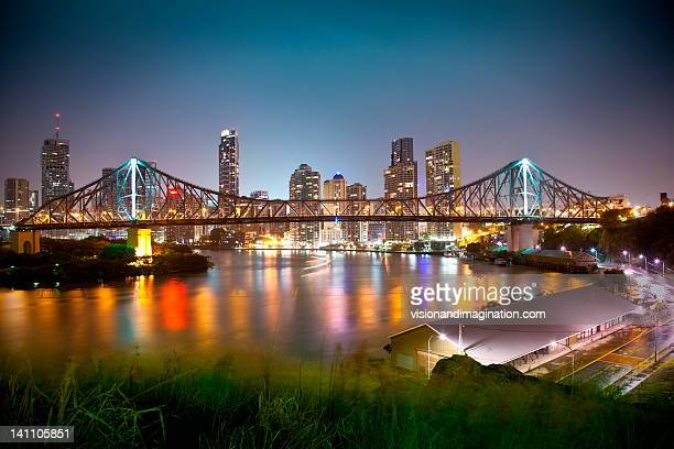 View of Story Bridge, Brisbane