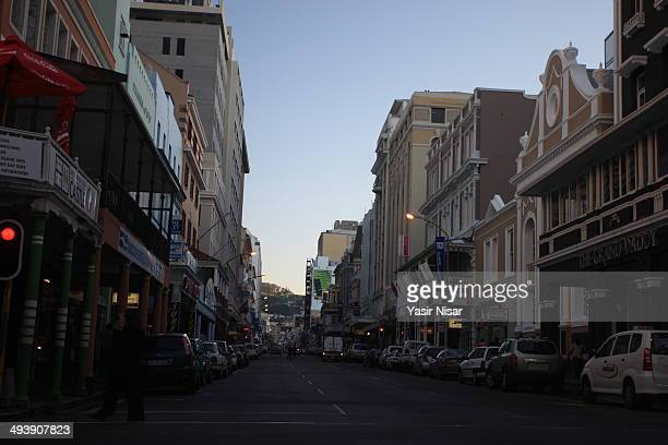 CONTENT] A view of Streetscapes of Cape Town