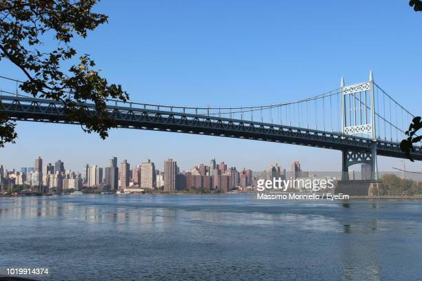 view of suspension bridge - design occupation stock pictures, royalty-free photos & images