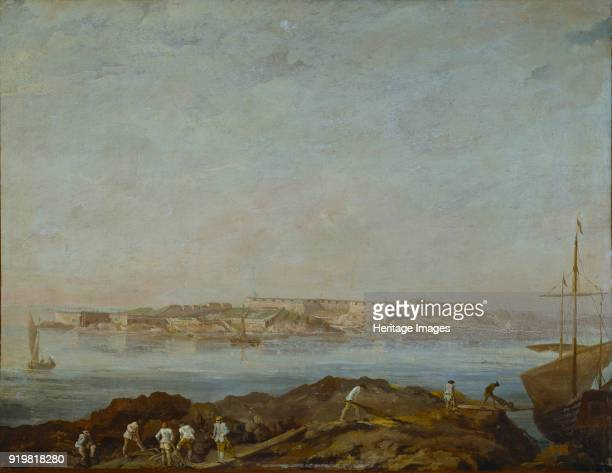 View of Sveaborg Found in the collection of Nationalmuseum Stockholm