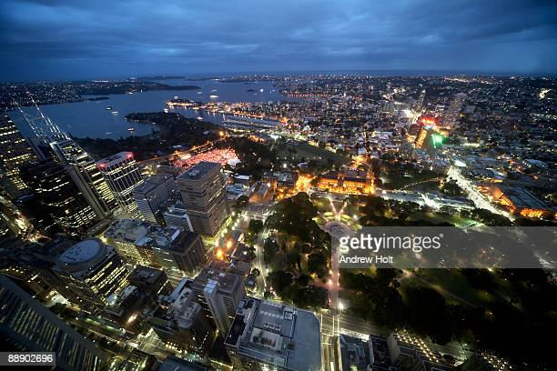 View of Sydney, Australia.