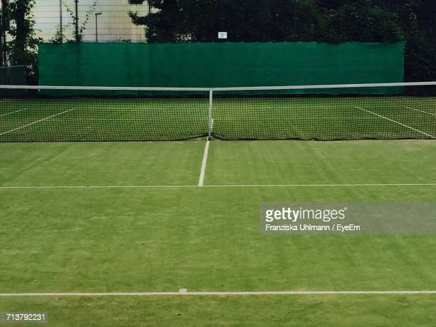 View Of Tennis Court