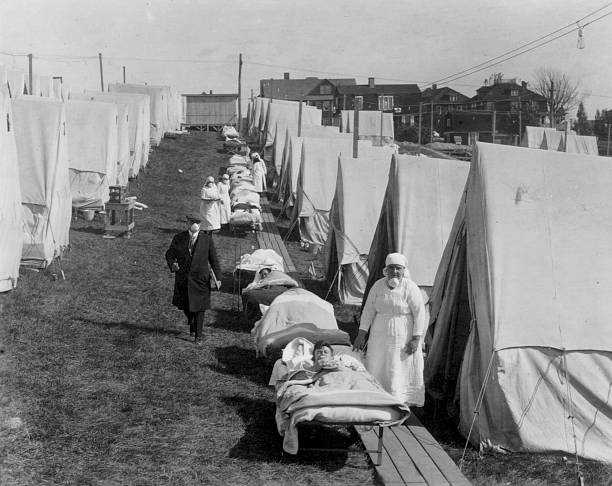 UNS: In The News: 1918 Spanish Flu Pandemic