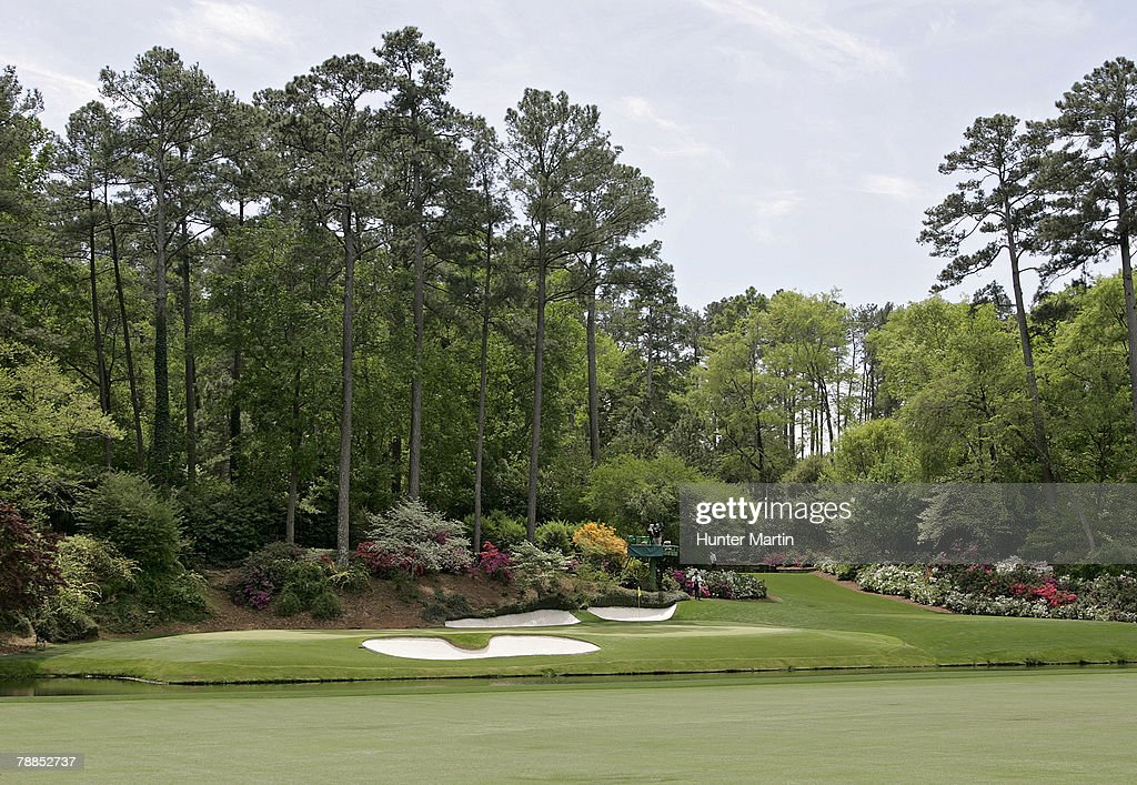 The 2007 Masters - First Round : News Photo