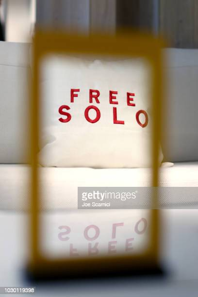 """A view of the 2018 Toronto Film Festival Premiere of National Geographic Documentary Films' """"Free Solo"""""""