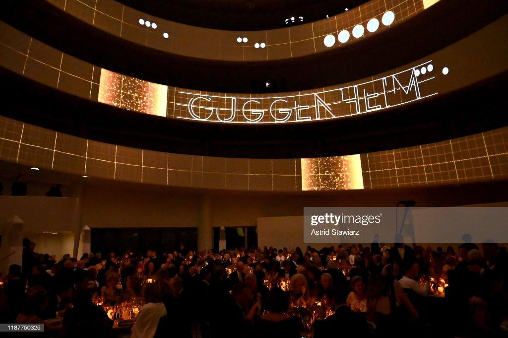 2019 Guggenheim International Gala : News Photo