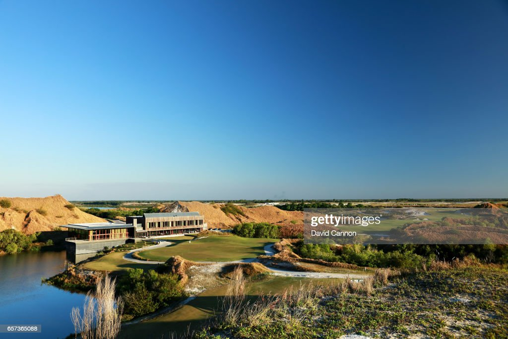 Streamsong Resort Red and Blue Courses : News Photo