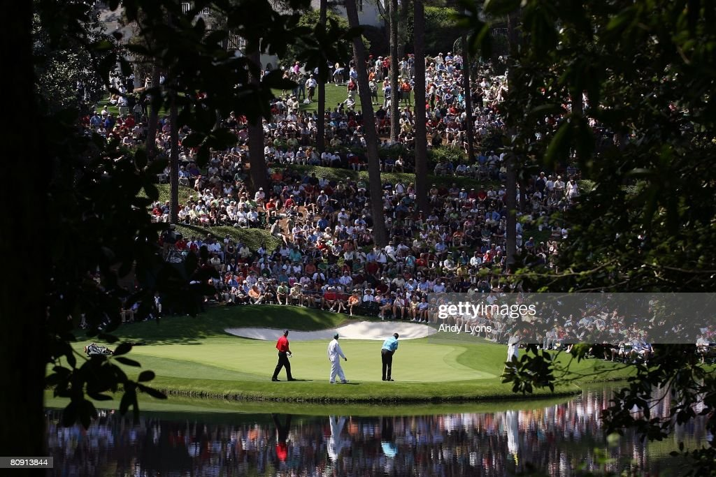 Masters Preview Day 3 : News Photo