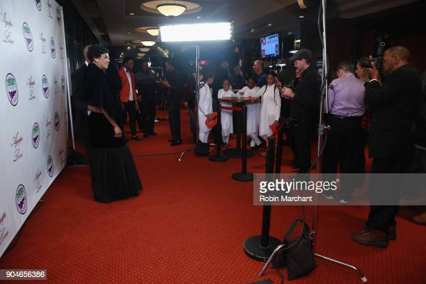 A view of the Agape Love Red Carpet on January 13 2018 in Milwaukee Wisconsin