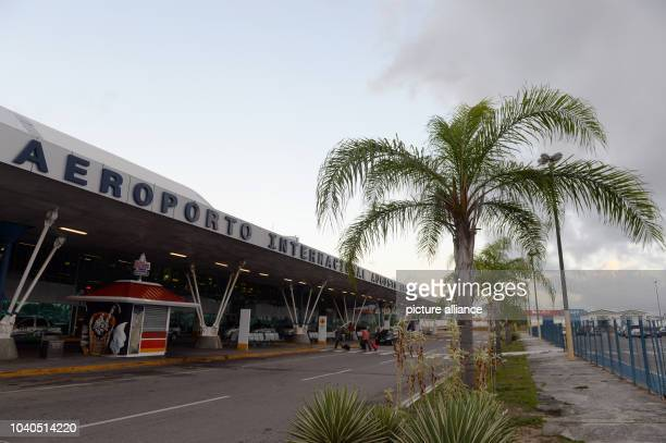 View of the airport 'Aeroporto Internacional Augusto Servero' in Natal, Brazil, 09 December 2013. Photo:MARCUS BRANDT/dpa | usage worldwide