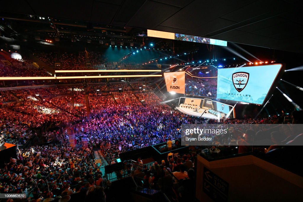 Overwatch League Grand Finals - Day 2 : News Photo