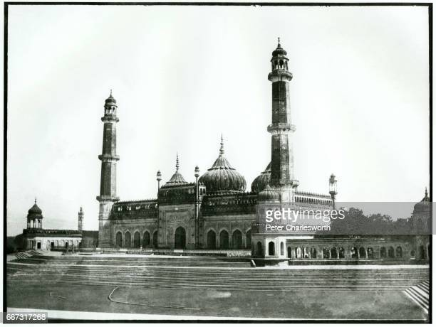 A view of the Asafi Mosque at Bara Imambara a Mogul Palace Background to this image With the threat of War looming in Europe Edward Fitzgerald...