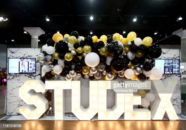 A view of the atmosphere at Beautycon Festival Los Angeles 2019 at Los Angeles Convention Center on August 11 2019 in Los Angeles California
