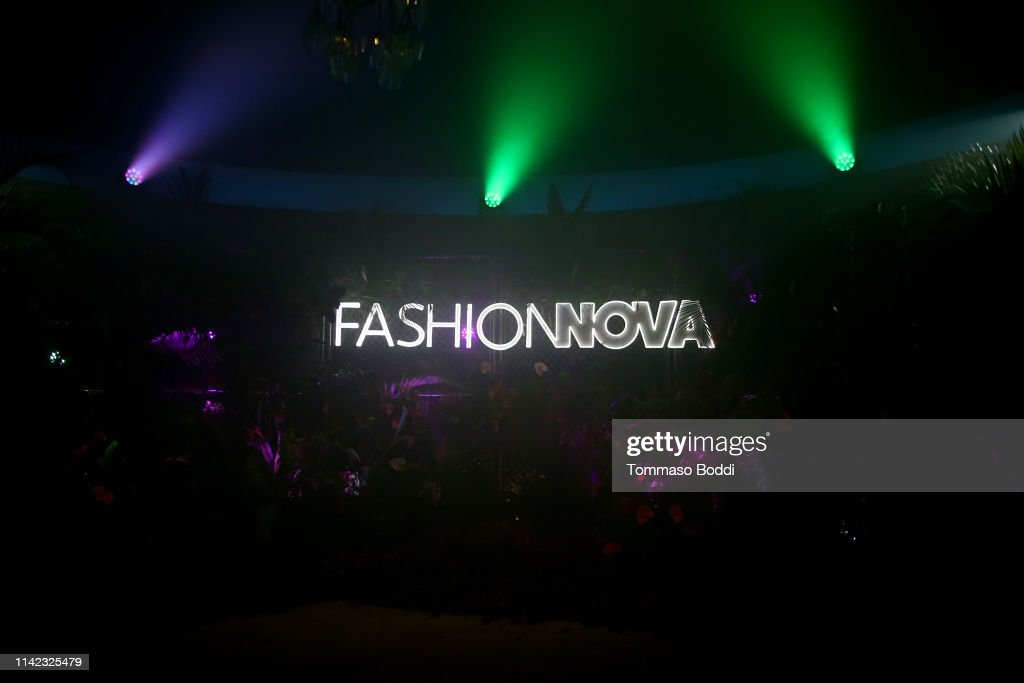 Fashion Nova Presents: Party With Cardi - Arrivals : News Photo