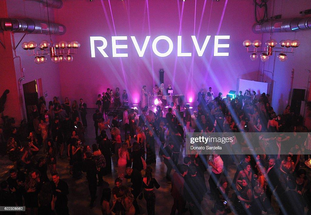 REVOLVE Winter Formal 2016 : News Photo