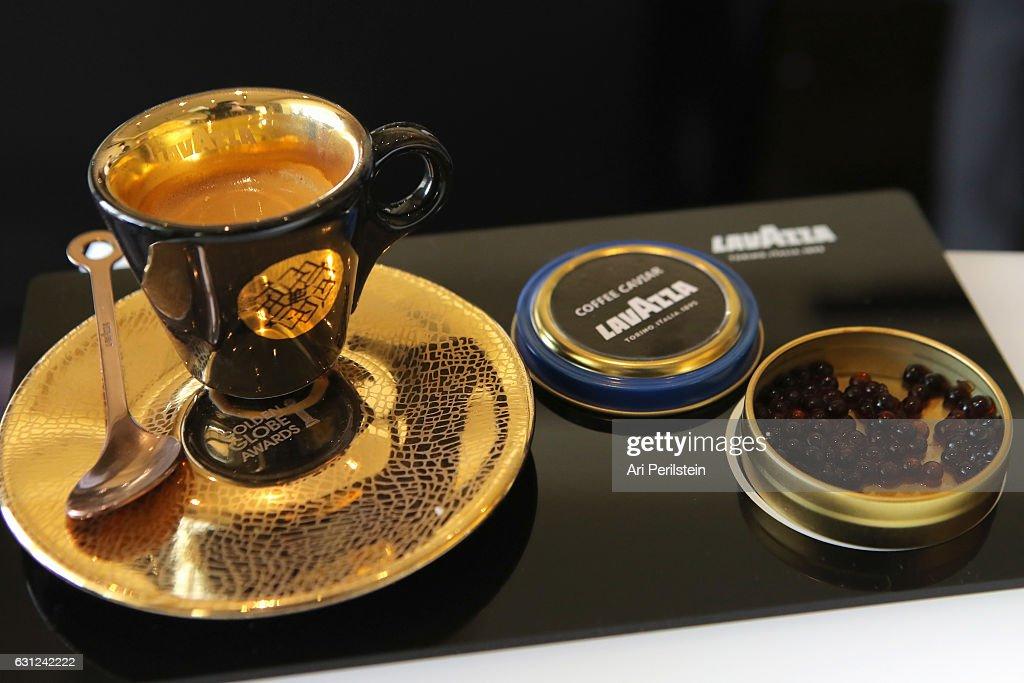 The 74th Annual Golden Globe Awards sponsored by Lavazza, an Italian coffee brand : Foto di attualità