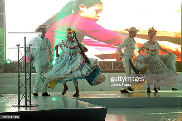 """View of the atmosphere at the Honduras """"We Are All About You"""" Tourism Campaign 1st Anniversary Conference on May 31, 2016 in Tegucigalpa, Honduras."""