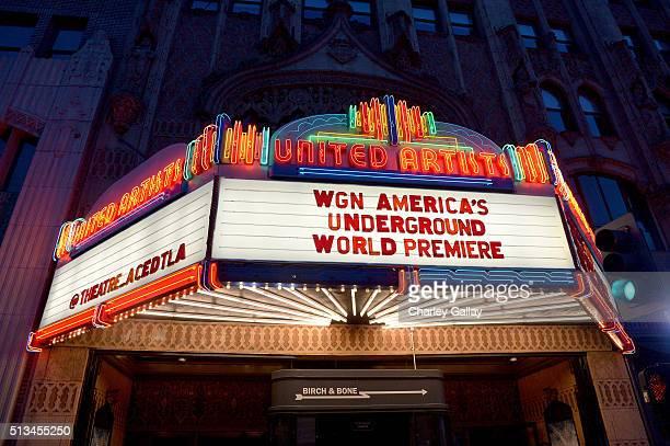 americas underground world premiere ストックフォトと画像 getty images