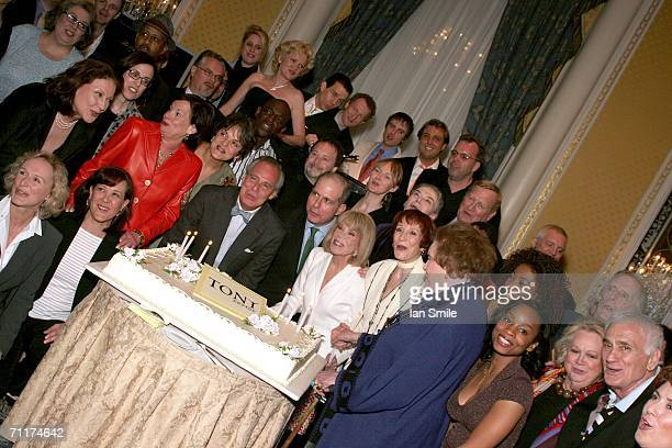 A view of the attendees at The Tonys Awards Honor Presenters And Nominees at Waldorf Astoria in New York on June 10 2006 in New York
