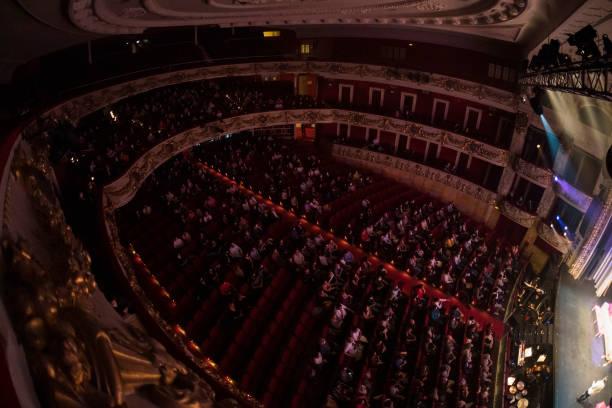 ESP: 'La Jaula De Las Locas' Theatre Play In Barcelona