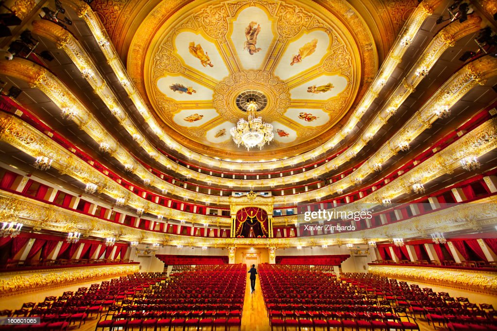 The 15 Most Stunning Theaters in the World