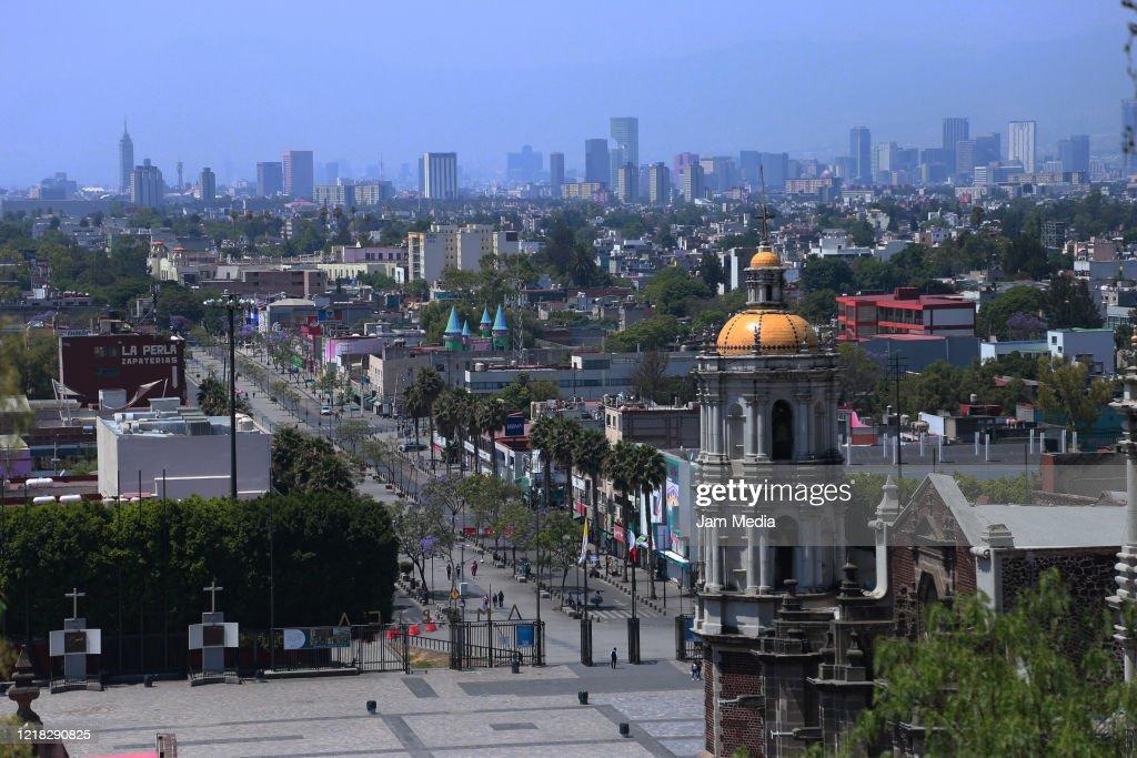 Coronavirus Outbreak In Mexico : News Photo