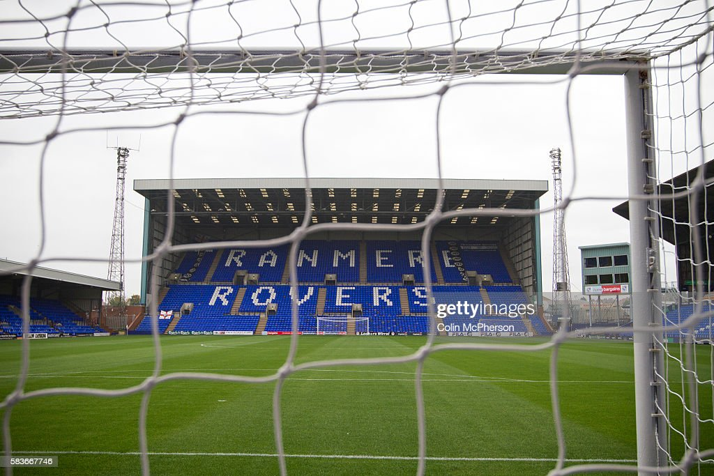 UK - Wirral - Tranmere Rovers Football Club : News Photo