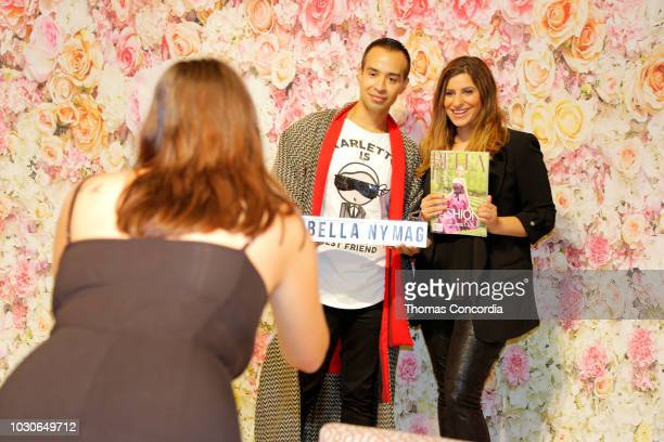 View of the Bella NY Magazine booth as STYLE360 hosts Studio 189 by Rosario Dawson and Abrima Erwiah on September 10 2018 in New York City