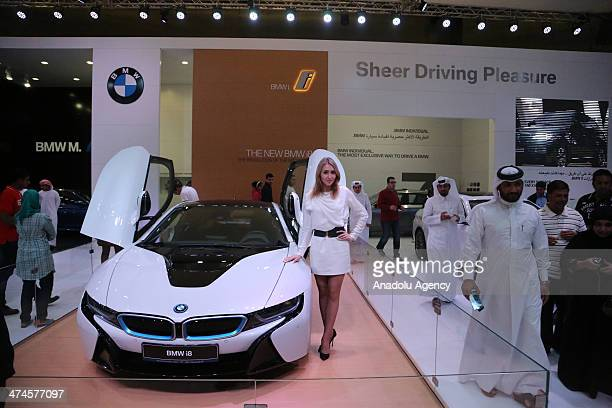 International Qatar Auto Show Stock Photos And Pictures Getty Images