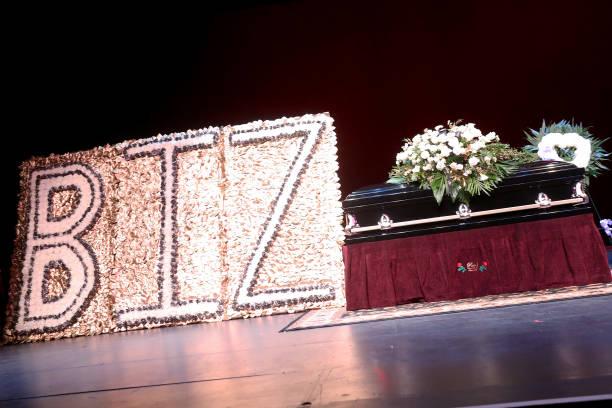 NY: Biz Markie Funeral