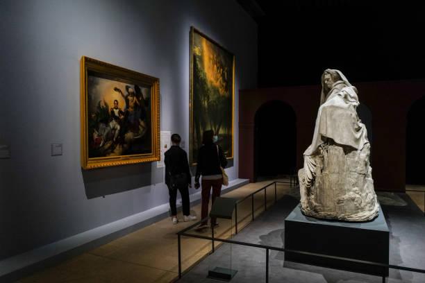 "FRA: ""Napoleon N'Est Plus"" : Exhibition At Musee Des Armees In Paris"