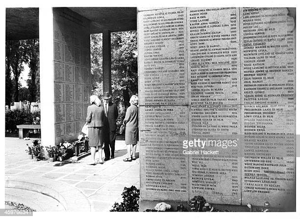 Rally Commemorates 1937 Memorial Day Massacre: Victims Of Nazi Stock Photos And Pictures
