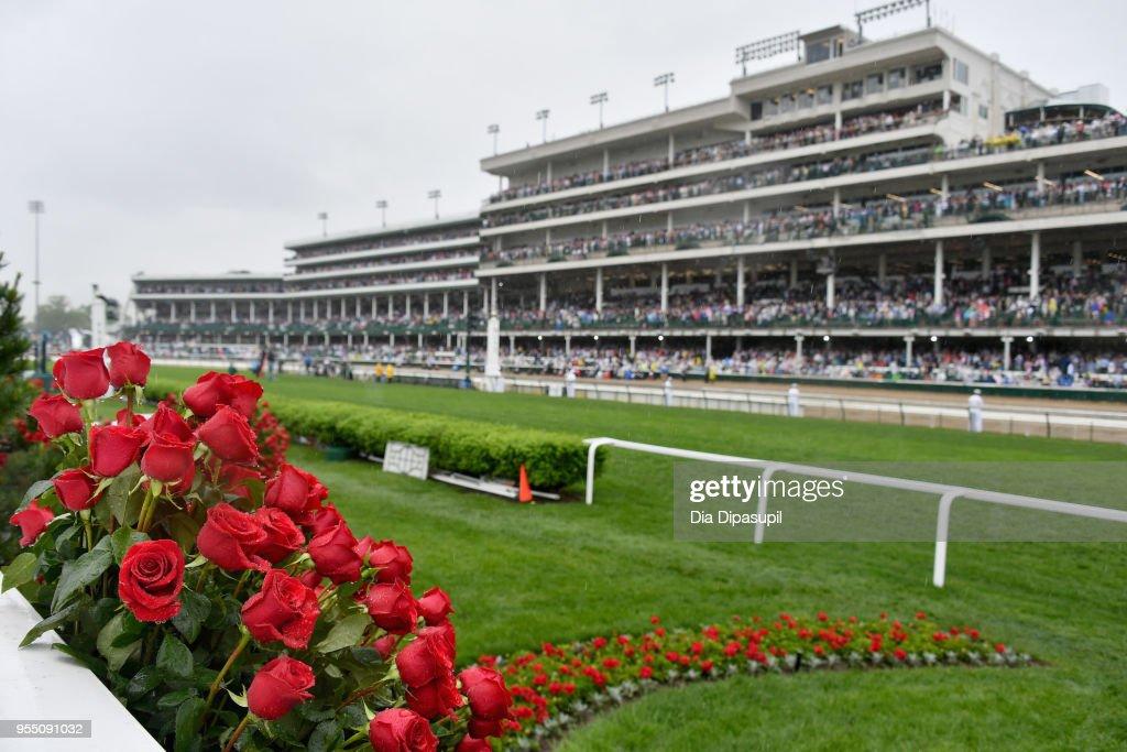 Kentucky Derby 144 - Red Carpet : ニュース写真