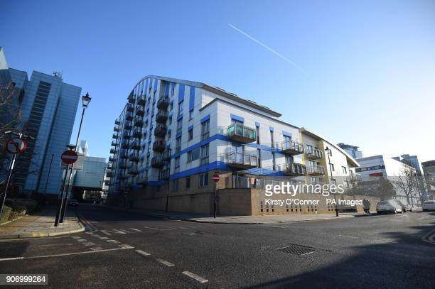 A view of the Citiscape building in Croydon where residents are facing a pound2 million bill to replace its Grenfellstyle cladding