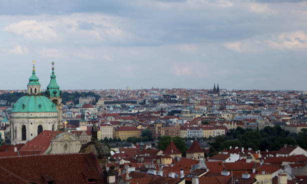 View of the City from the Prague Castle