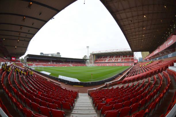 GBR: Nottingham Forest v Blackpool - Sky Bet Championship