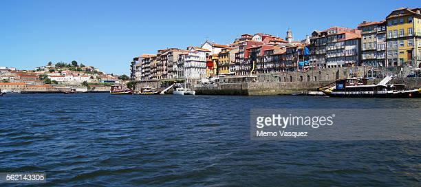View of the city of Porto
