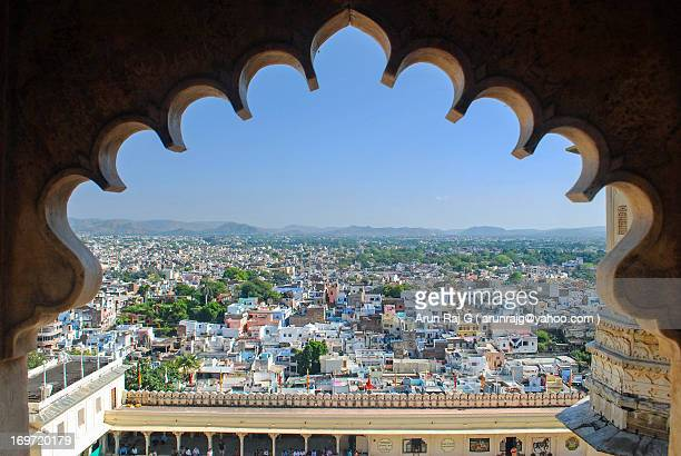 View of the City - Udaipur