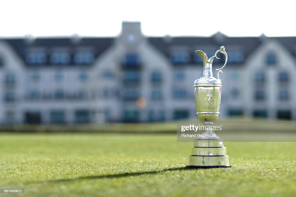 147th Open Championship Media Day - Carnoustie